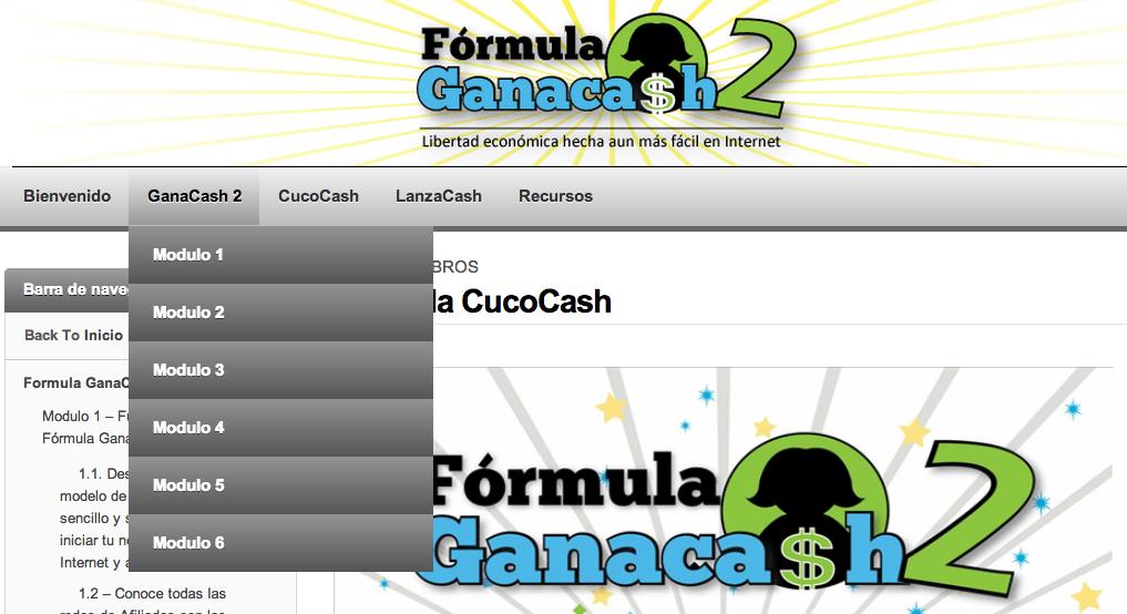 Formula Ganacash 2